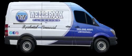 updated WellBrook van