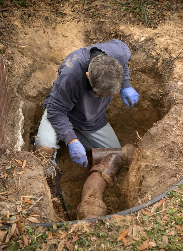 Plan Your Schedule Around a Sewer Repair