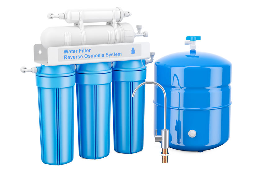Basic Water Filtration System Maintenance