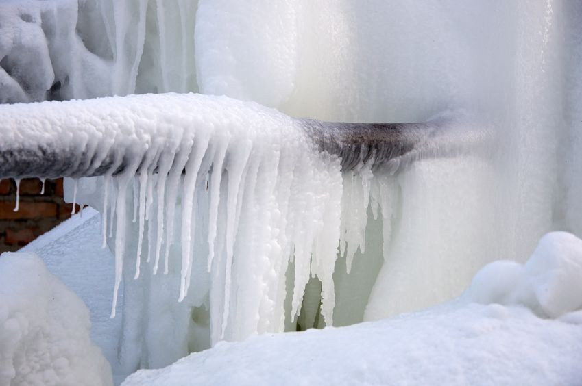 Dealing With Frozen Pipes