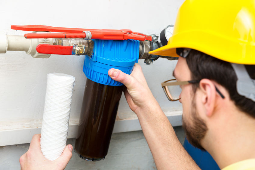 When to Replace Your Water Filtration System